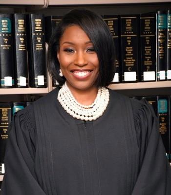 Judge Victoria M. Johnson