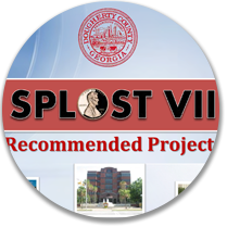 SPLOST VII Recommended Project Presentation