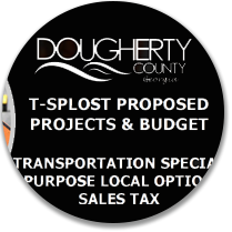Dougherty County T-SPLOST Proposed Projects and Budget Report