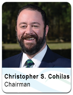 Christopher S. Cohilas, Chairman