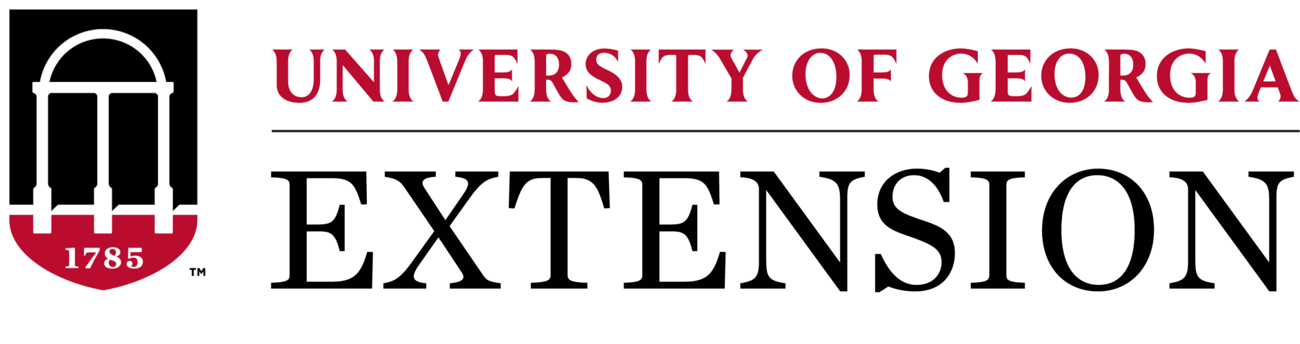 University of Georgia Extension office Logo