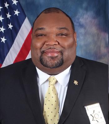 Chief Deputy Terron Hayes