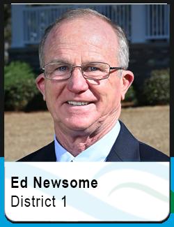 Ed Newsome, District 1