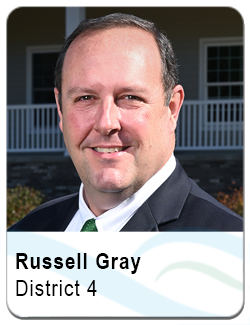 Russell Gray, District 4