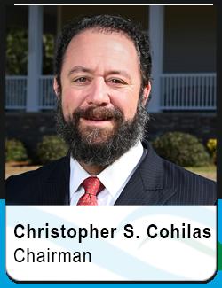 Christopher S. Cohilas, Chairman