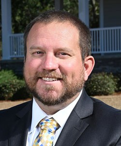 Scott Addison, Assistant County Administrator