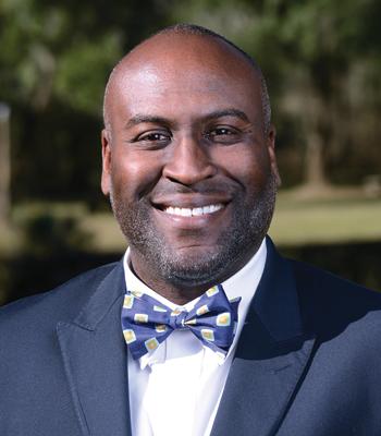 Michael McCoy, County Administrator