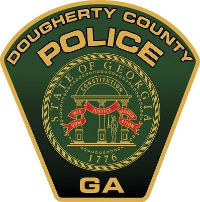 Dougherty County Police Emblem