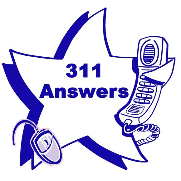 311 Answers Logo