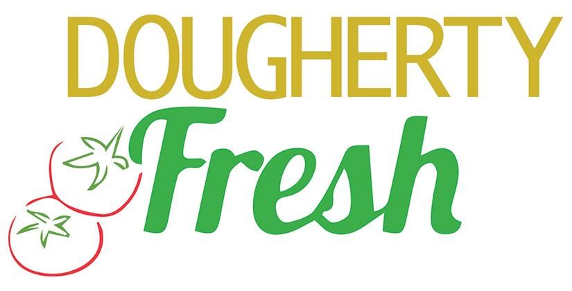 Dougherty Fresh logo
